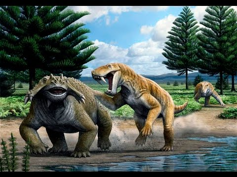 The Permian Extinction | Mammal-Like Reptiles