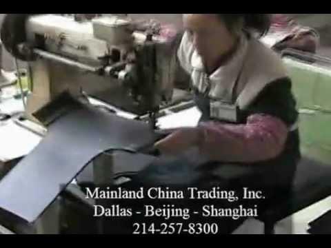 Mainland China Trading, Inc and China Manufacturing