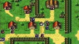 Fire Emblem: Thracia 776 (Speed Run) - Chapter 1