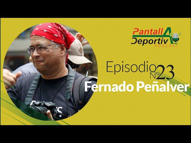 PD Podcast 23: Recorriendo cuatro décadas de periodismo deportivo con Fernando Peñalver
