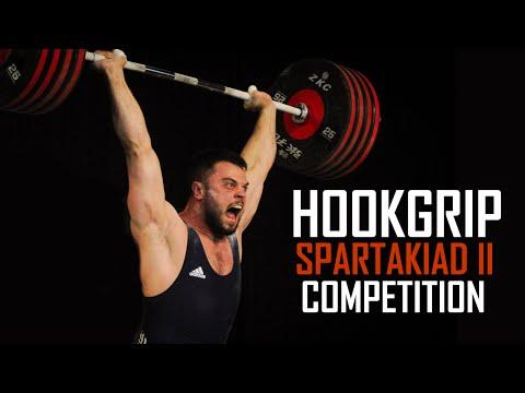My participation at HookGrip Spartakiad 2016 [ENG SUB] A.TOROKHTIY