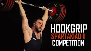 My participation at HookGrip Spartakiad 2016 [ENG SUB] A.TOROKHTIY
