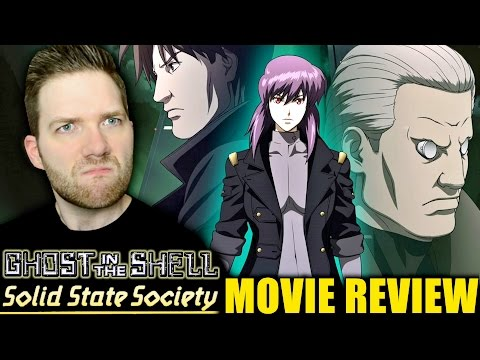 Ghost in the Shell: Solid State Society  Movie Review