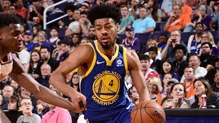 Quinn Cook's Best Of The Season With Golden State