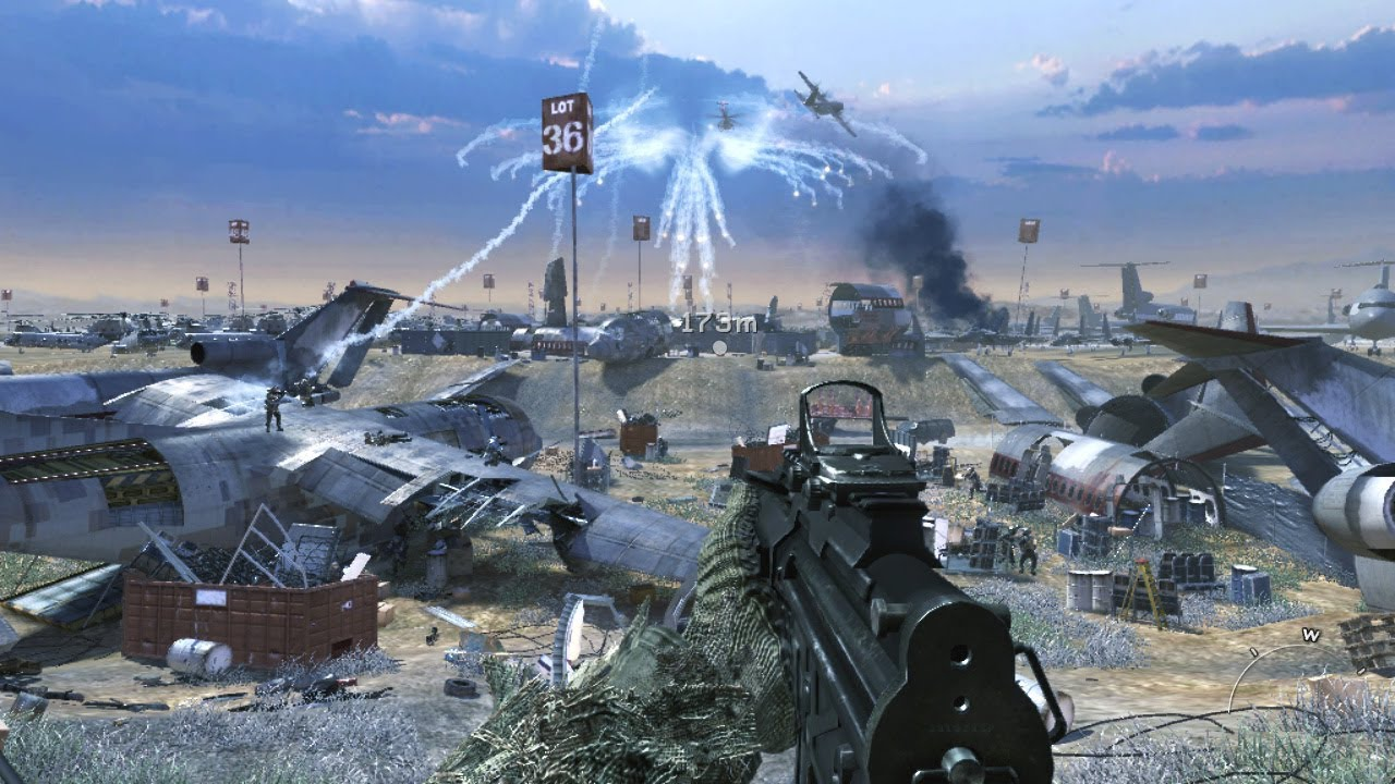 Call of Duty Modern Warfare 2 Compressed PC Game Download ...