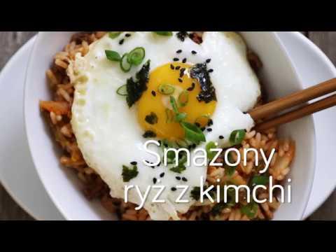Jak zrobić smażony ryż z kimchi