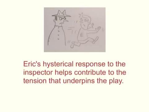 inspector calls eric birling essay