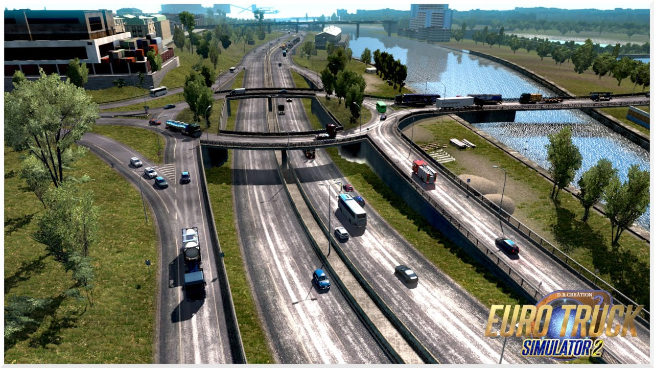 NEW] AI Traffic Mods for 1 35 by D B Creation - ProMods