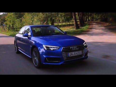 Тест драйв Audi A4 2016 АвтоВести 229