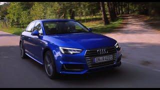 Тест-драйв Audi A4 (2016) // АвтоВести 229