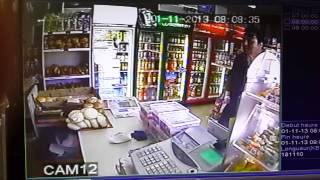 Les voleurs de kamere