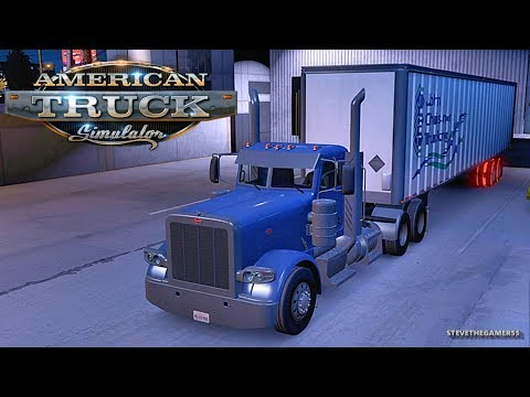 AMERICAN TRUCK SIMULATOR - LET'S TALK - LOS ANGELES TO BARSTOW (ATS)