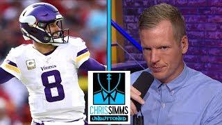 Minnesota Vikings vs. Dallas Cowboys: Week 10 Preview | Chris Simms Unbuttoned | NBC Sports
