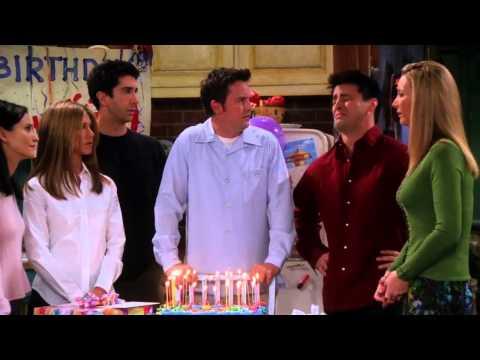 Joey turns 30 Friends