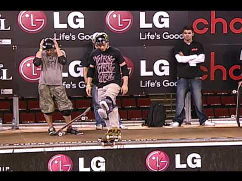 LG Action Sports World Championships Skate Vert Complete Show