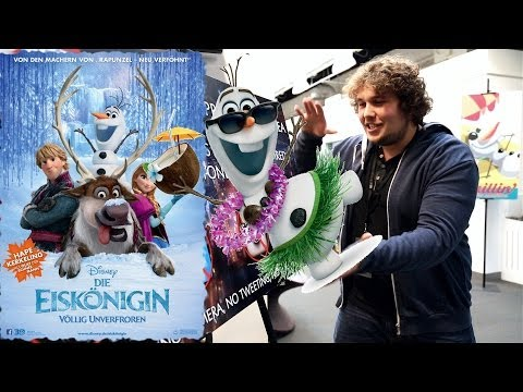 Ich Die Eiskönigin & Die Walt Disney Animation Studios in Los Angeles
