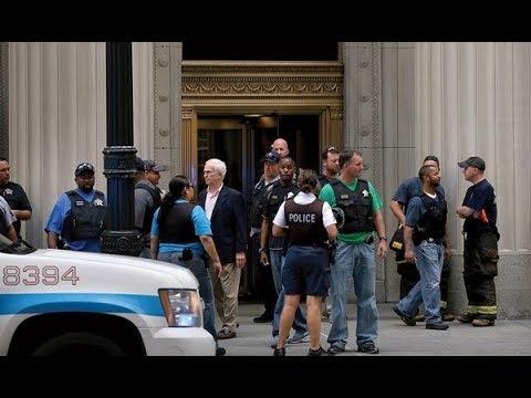 Bank of America CEO Critical Shooter Dead