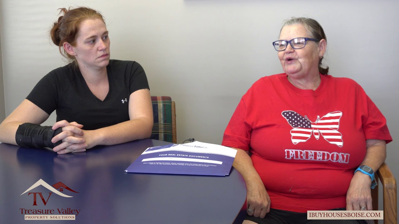 ibuyhousesboise.com Kathy's Testimonial - Sell My Boise House Fast