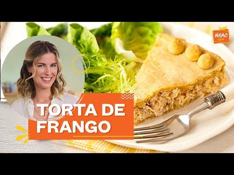 Torta de frango fácil de fazer  Rita Lobo  Cozinha Prática