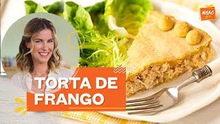 Torta de frango fácil de fazer | Rita Lobo | Cozinha Prática