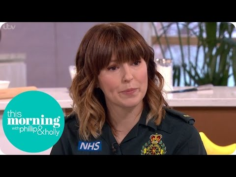 Should Assaults Against Medical Staff Become a Criminal Offence? | This Morning