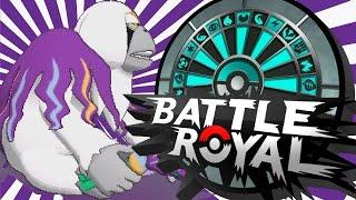 SHE WANTS A REMATCH! - Roulette Battle Royal! Pokémon Sun and Moon