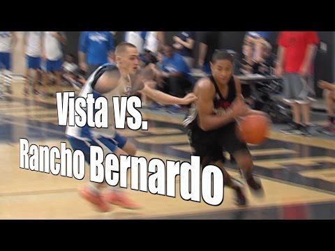 Vista vs. Rancho Bernardo, SD Fall Showcase, 9/18/16