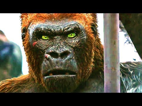 Playlist ★ The Planet of the Apes 3 MUST-SEE Trailer! ★
