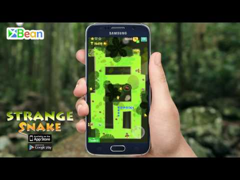 Snake Game - Puzzle Solving * Rainforest *