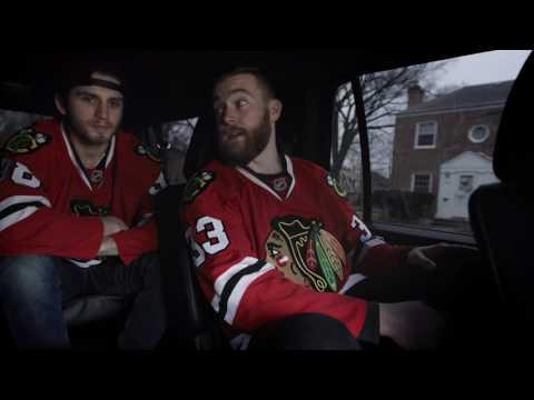 Darling and Hartman declare Official Blackhawks Rinks