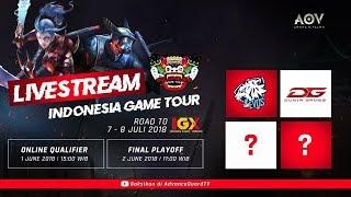 Indonesia Game Tour - Arena of Valor Online Qualifier