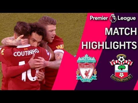 Salah leads Liverpool to win over Southampton