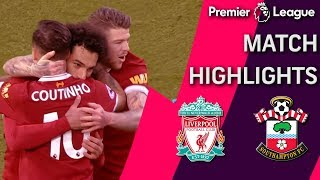 Salah leads Liverpool to win over Southampton