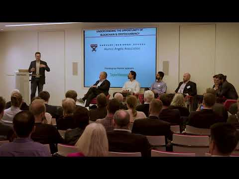 Blockchain: Harvard Business School Alumni Angles
