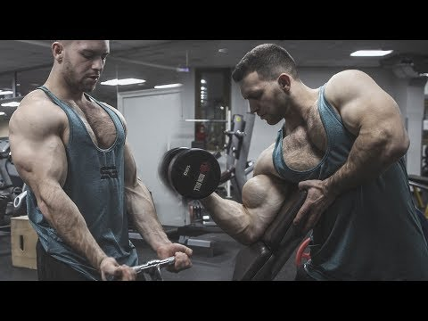 New Young Bodybuilding Star - Sergey Frost | GIANT YOUNG MUSCLES