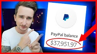 How To Earn $35 - $50 in PayPal Money Over and Over Again [NEW]