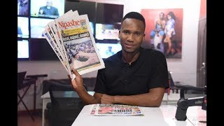 LIVE MAGAZETI: Huzuni , JPM atumbua vigogo sita, Tundu Lissu ''Majaliwa, Kamwelwe wang'oke''