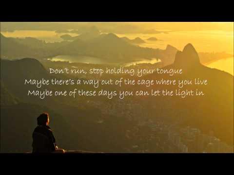 Brave   Sara Bareilles lyrics