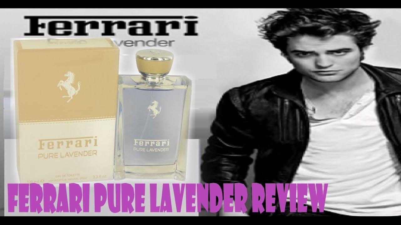 Ferrari Pure Lavender Review E For Effort Youtube