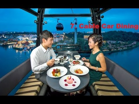 10 Best Romantic Things To Do In Singapore Singapore For Couples