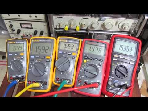 The Fluke 115 Review Part 1 of 2
