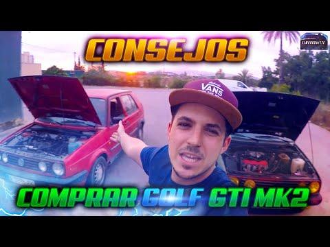 CONSEJOS A LA HORA DE COMPRAR UN GOLF GTI MK2   ELMUNDOdeEFE