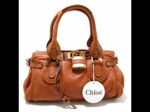 How to tell if a Chloe Paddington Purse is authentic - YouTube
