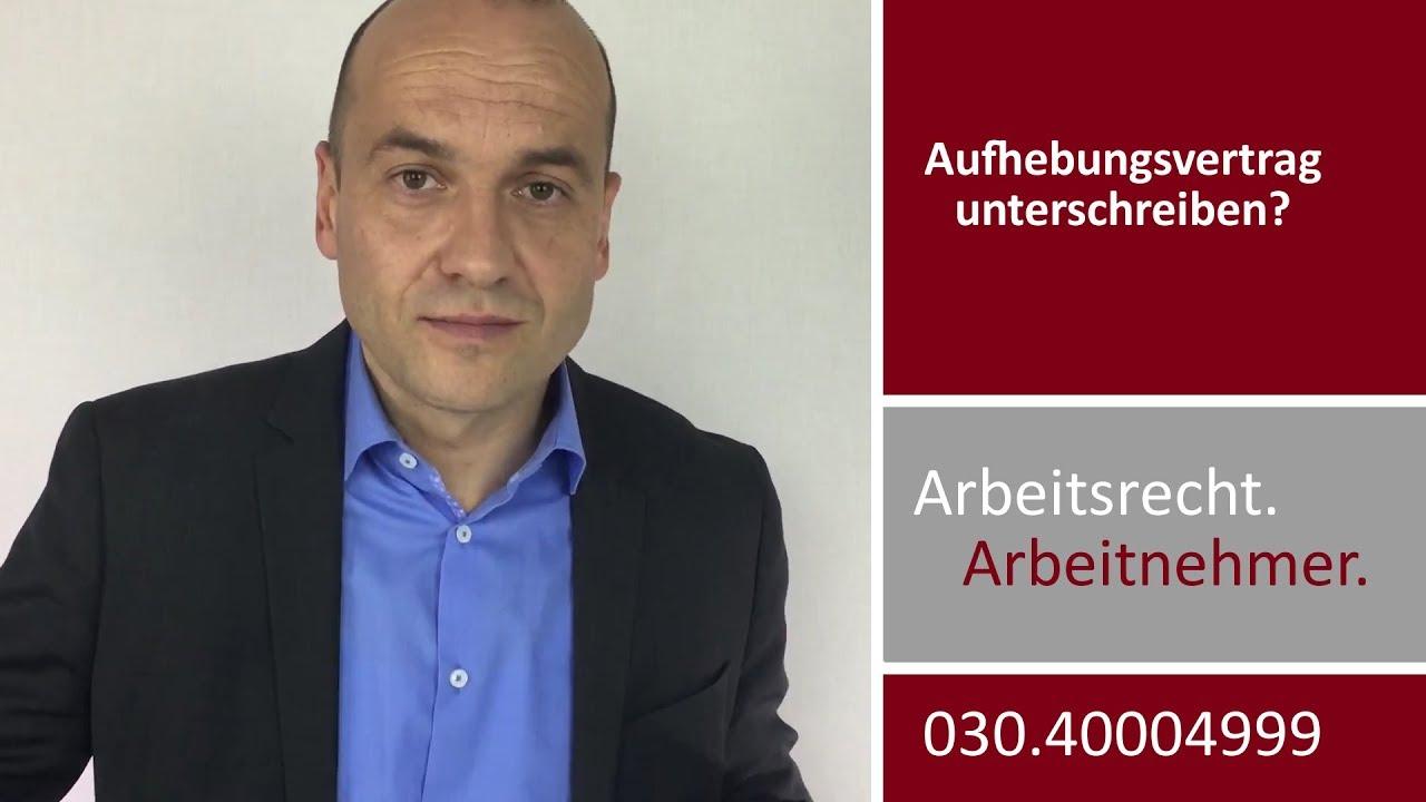 Air Berlin Aufhebungsvertrag Unterschreiben Fachanwalt