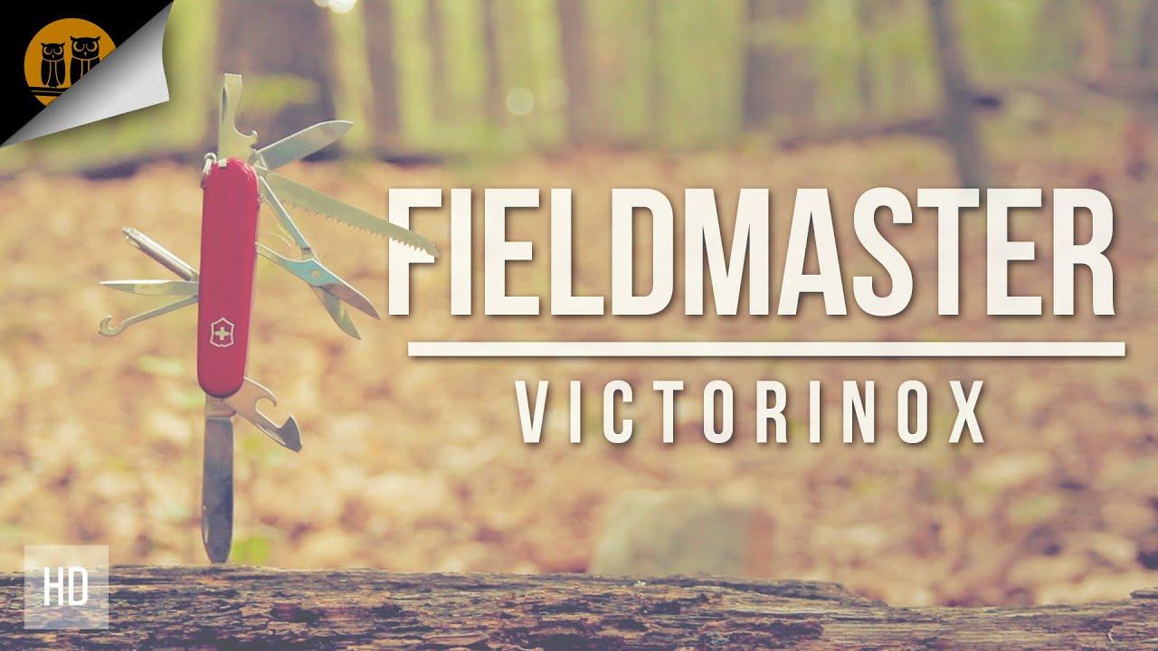 Victorinox Fieldmaster Swiss Army Knife Field Review