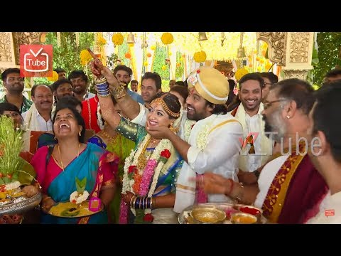 Meghana Raj & Chiranjeevi Sarja Wedding In Indian Style | 2018