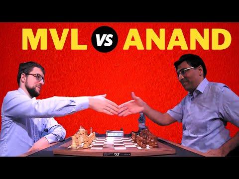 MVL Vs Anand!