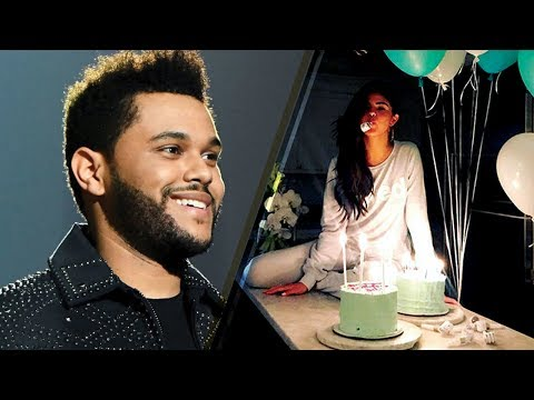 Why Wasn't The Weeknd at Selena Gomez's Birthday Party!?!