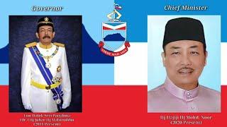 Sabah Tanah Airku : Governor's and Chief Minister's of Sabah -2021