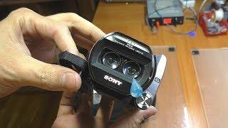 видеокамера Sony HDR-CX625 ремонт